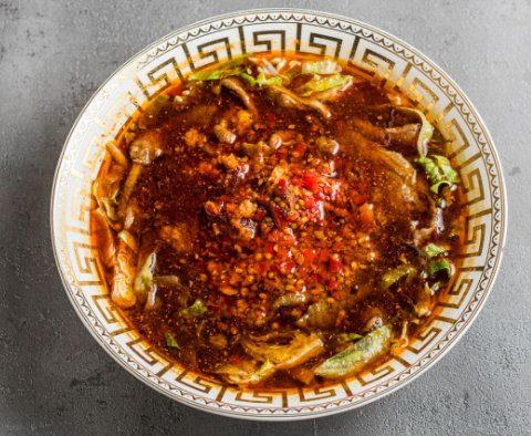 Loomaliha Sichuani moodo