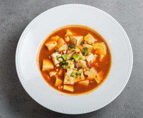 Topelt mapo tofu